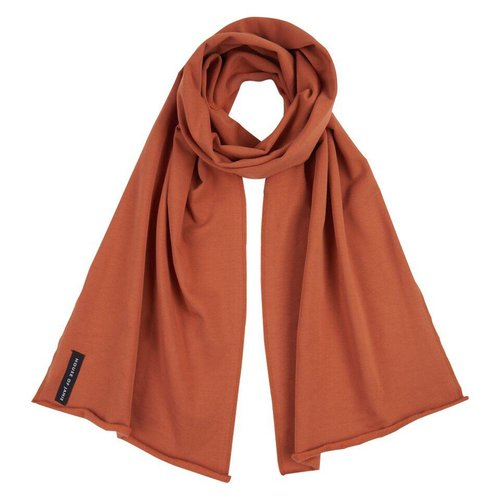 House of Jamie Long Scarf Rust