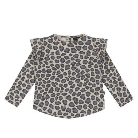 House of Jamie Girl Sweater Rocky Leopard