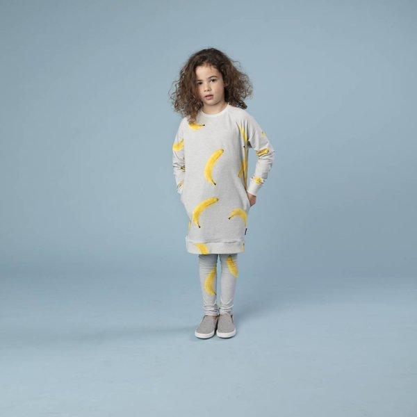 Banana Grey Sweater Dress jurk