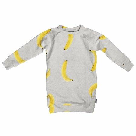 SNURK Banana Grey Sweater Dress