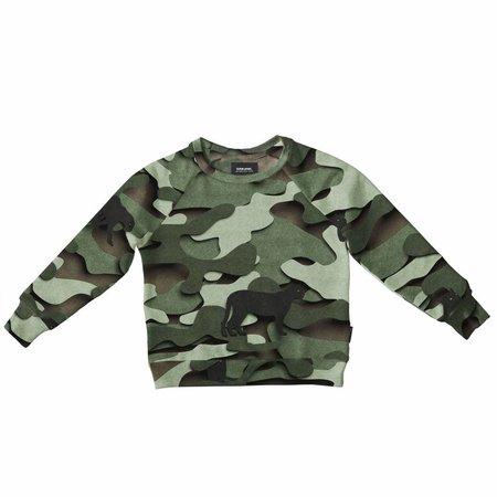 SNURK Paper Jungle Sweater trui