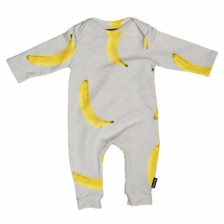 SNURK Banana Grey Jumpsuit
