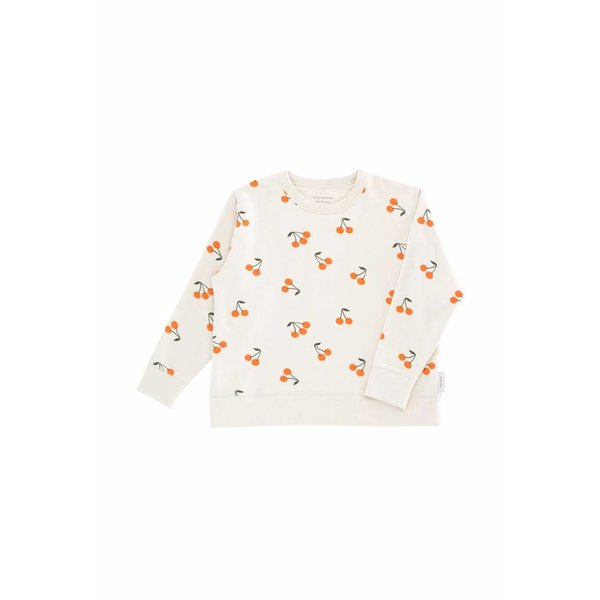 Cherries Fleece Sweatshirt trui