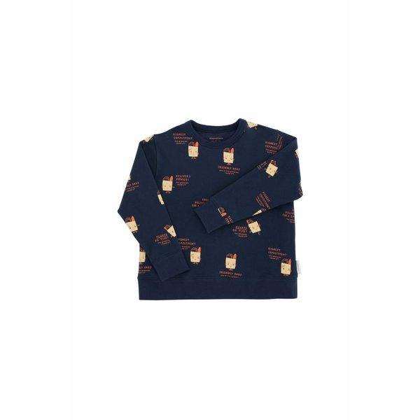 Friendly Bags Fleece Sweatshirt trui