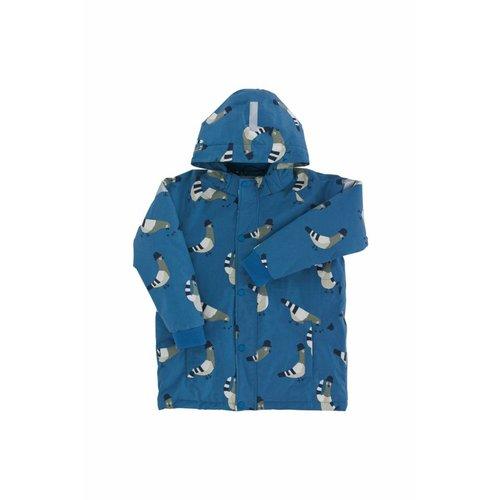 Tinycottons Pigeons Snow Jacket jas