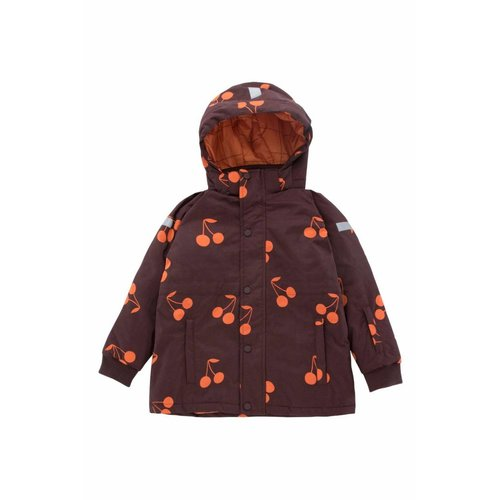 Tinycottons Big Cherries Snow Jacket