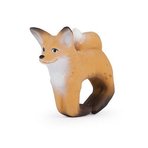 Oli and Carol Chewable Bracelets Rob the Fox