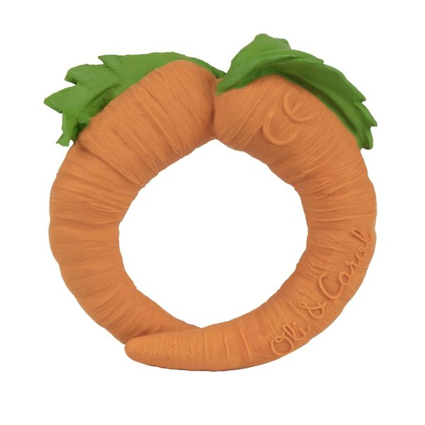 Chewable Bracelets Cathy the Carrot