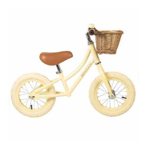 Banwood FIRST GO Vanilla Balance Bike