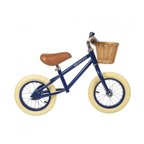 Banwood FIRST GO Navy Balance Bike