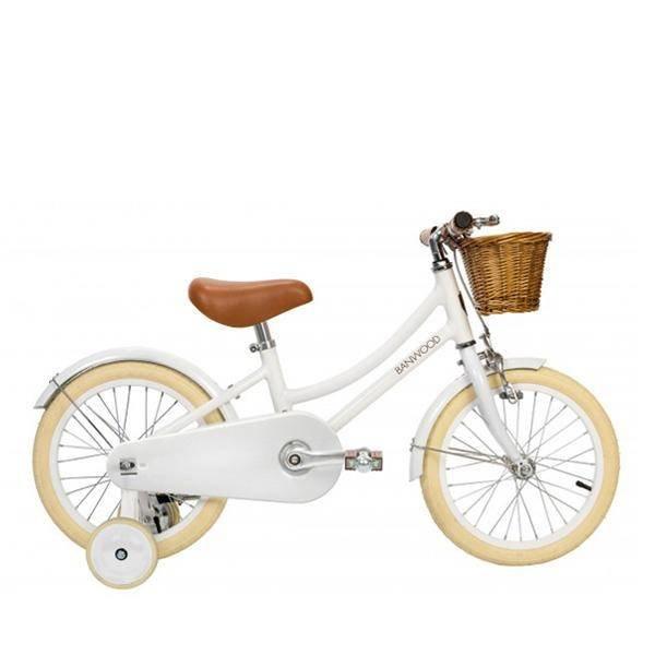 CLASSIC White Pedal Bike