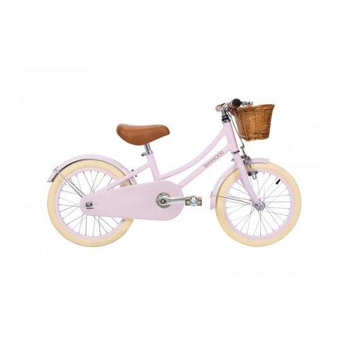Banwood CLASSIC Pink Pedal Bike Fiets