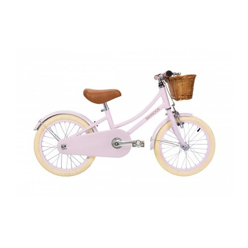 Banwood CLASSIC Pink Pedal Bike