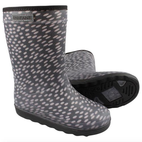 En Fant Thermo Boot Black print