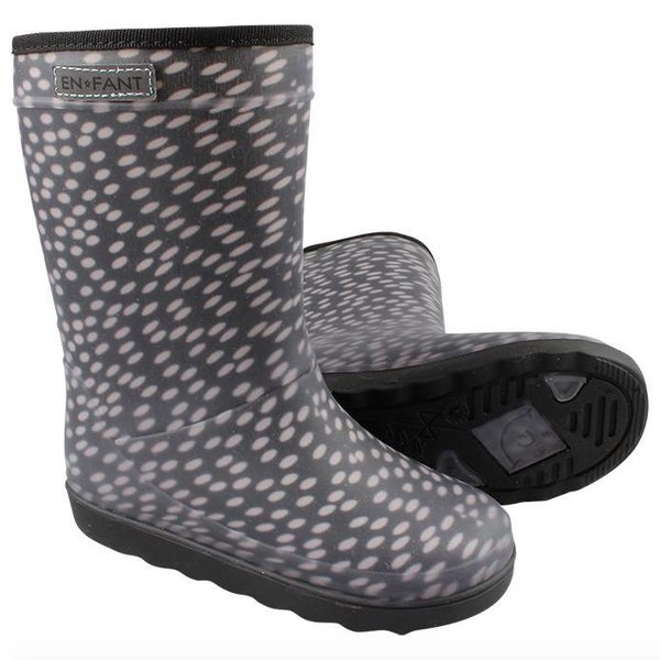 Thermo Boot Black print