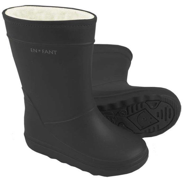 Thermo Boot Black