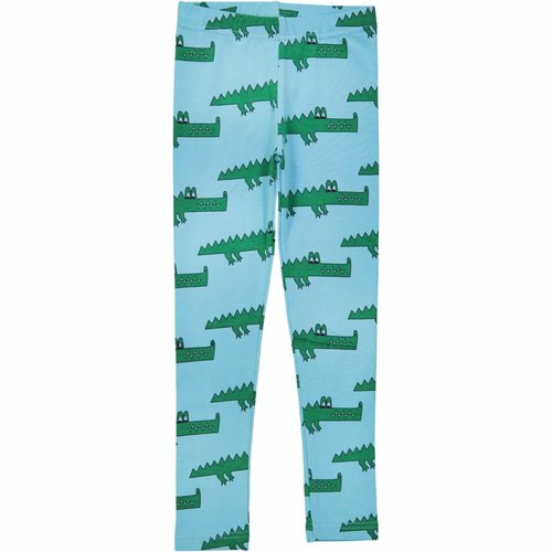 Hugo Loves Tiki Legging Blue Crocodile