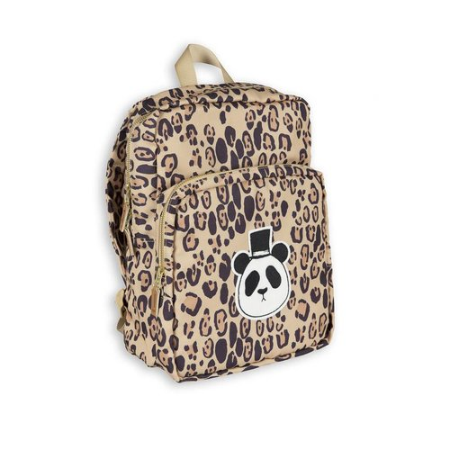 Mini Rodini Rugzak - Panda Backpack
