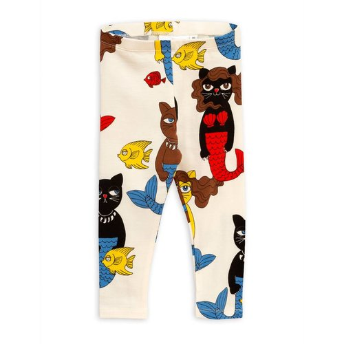 Mini Rodini Cat Mermaid Leggings