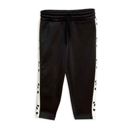 Mini Rodini Panda WCT Pants Black broek
