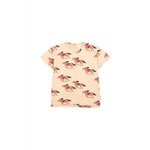 Tinycottons Horse Fun Run SS tee - t shirt