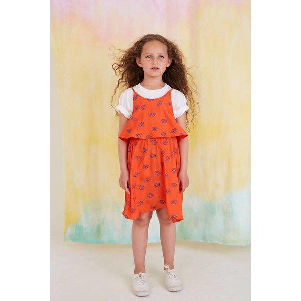 Marisol AOP Kiss Flame Dress - jurk