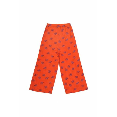 Soft Gallery Davina Pants AOP Kiss Flame - broek