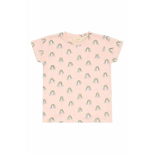 Soft Gallery Pilou t-shirt OAP Lucky Pale Dogwood