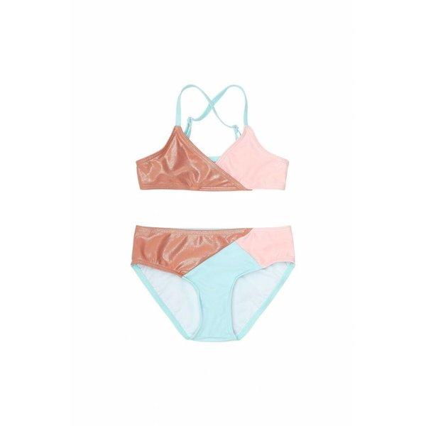 Deidre Bikini Block Swim Girl