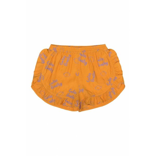 Dusty Shorts AOP Lemon Sunflower