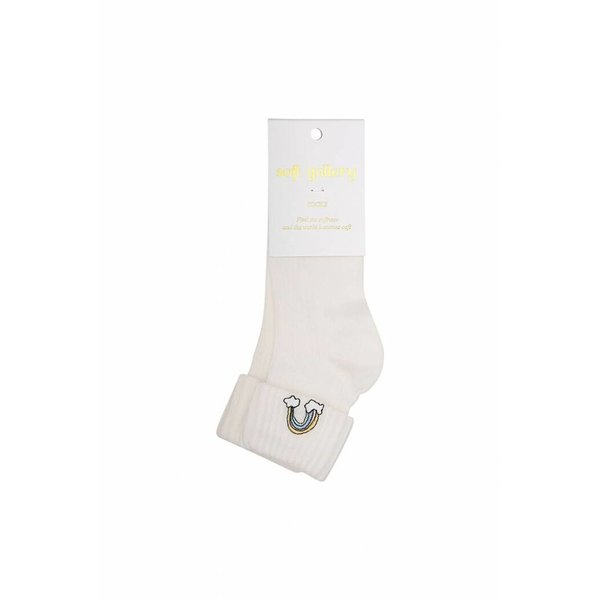 Rainbow Socks Cloud Dancer - sokken