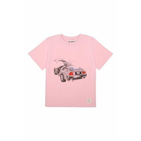 Soft Gallery Asger T-shirt Delorean Parfait Pink