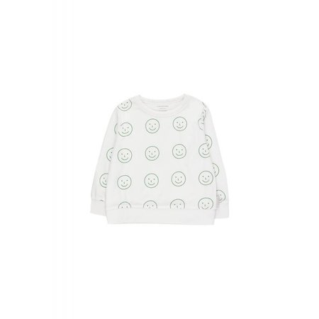 Tinycottons Happy Face Sweatshirt - trui
