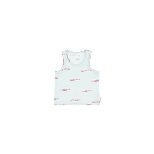 Tinycottons Bubble Yeah Crop Tank Top