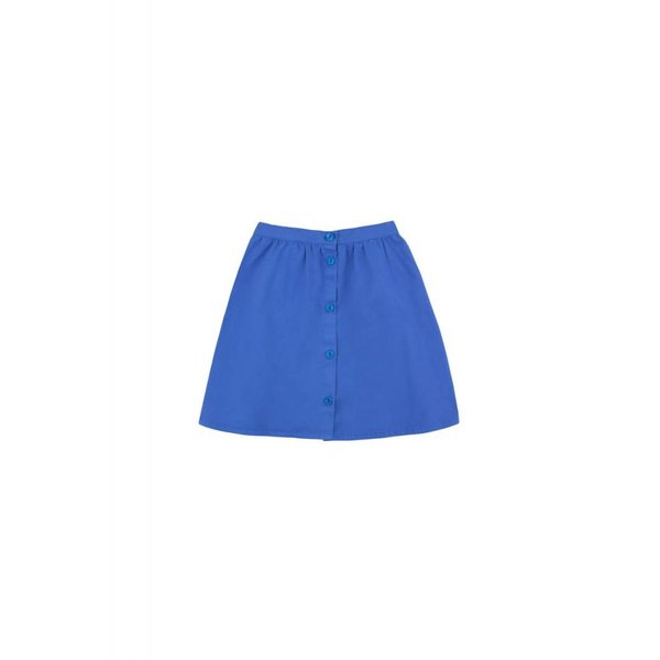 Solid Circular Skirt