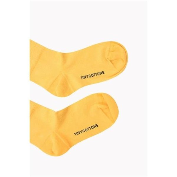 Happy Face Medium Socks Canary - sokken