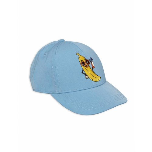 Mini Rodini Banana Embroidery Cap