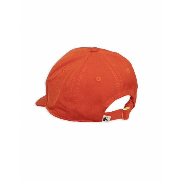 Banana Embroidery Cap red