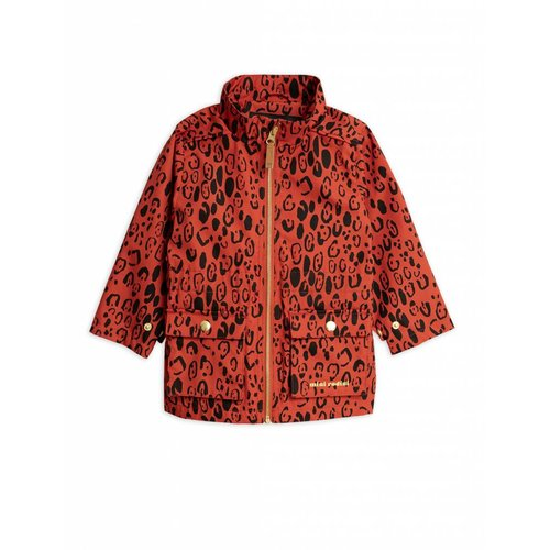 Mini Rodini Leopard Piping Jacket