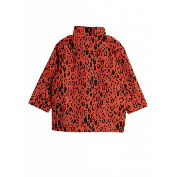Leopard Piping Jacket