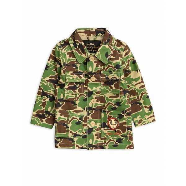 Safari Jacket Green