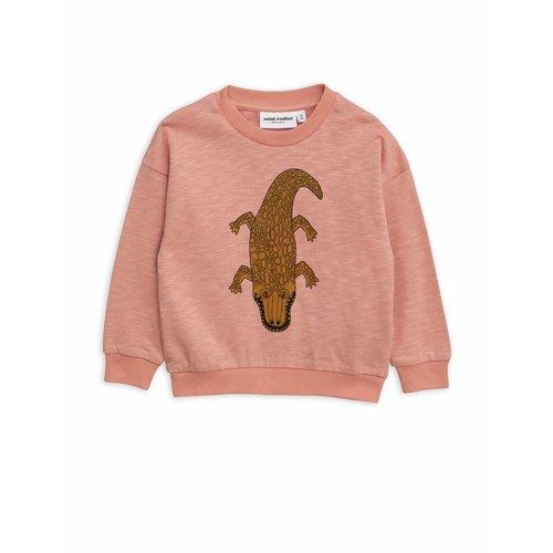 Mini Rodini Crocco SP Sweatshirt pink - trui