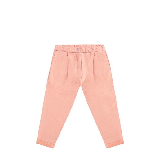 MINGO Cropped Chino Peach Pink