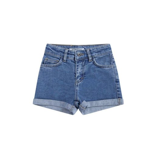 MINGO Denim Short Blue