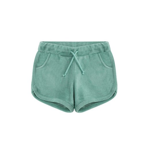 MINGO Terry Short Sea Green