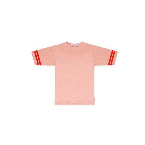 MINGO T-shirt Peach Pink/Koi