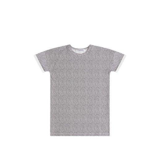 MINGO T-shirt Dress Dots jurk