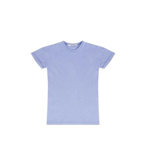 MINGO T-shirt Dress Lilac - jurk