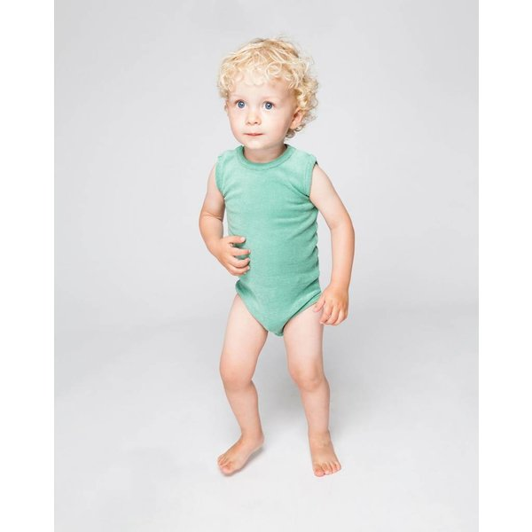 Bodysuit Sea Green