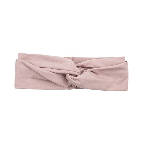House of Jamie Turban Headband Powder Pink